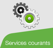 Quyntess Services courants