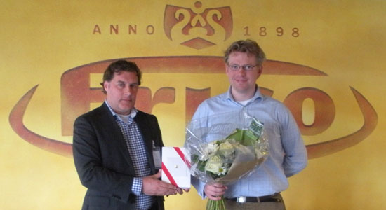 Friesland Campina wint Quyntess VNSG actie